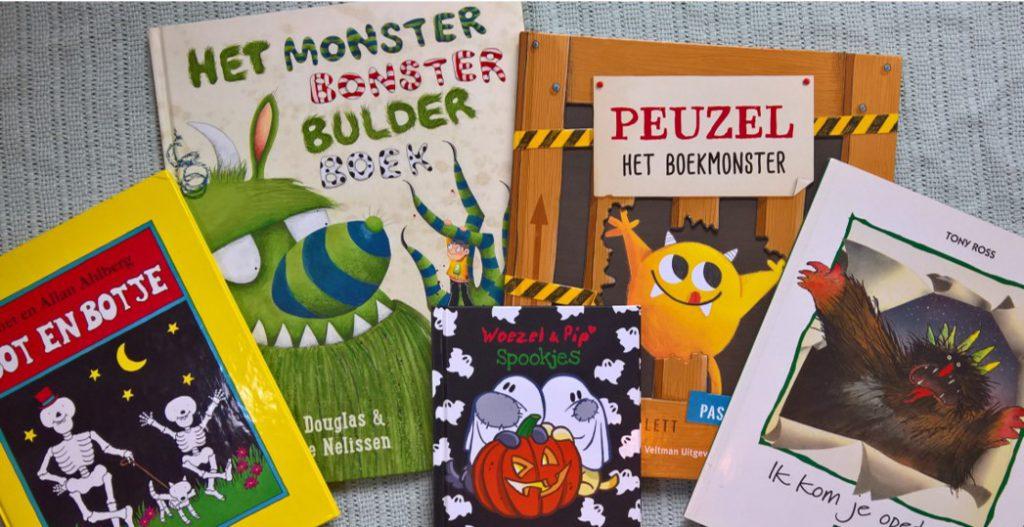 De leukste griezelboekjes voor kleine kinderen