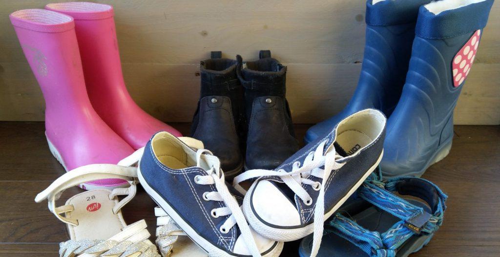 Waar moet je op letten bij het kopen van kinderschoenen
