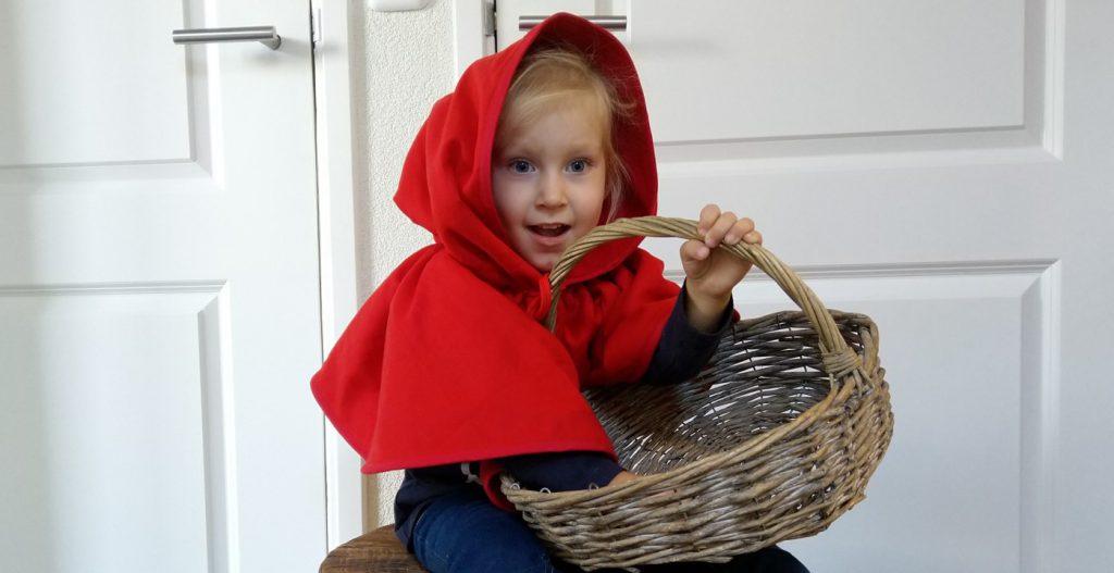 Roodkapje cape