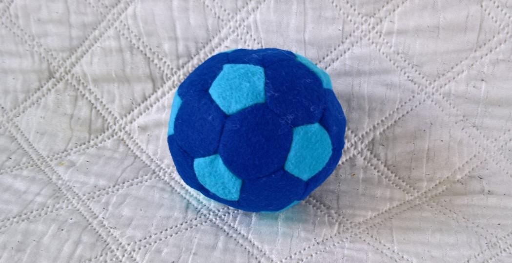 voetbal afgeknotte icosaeder