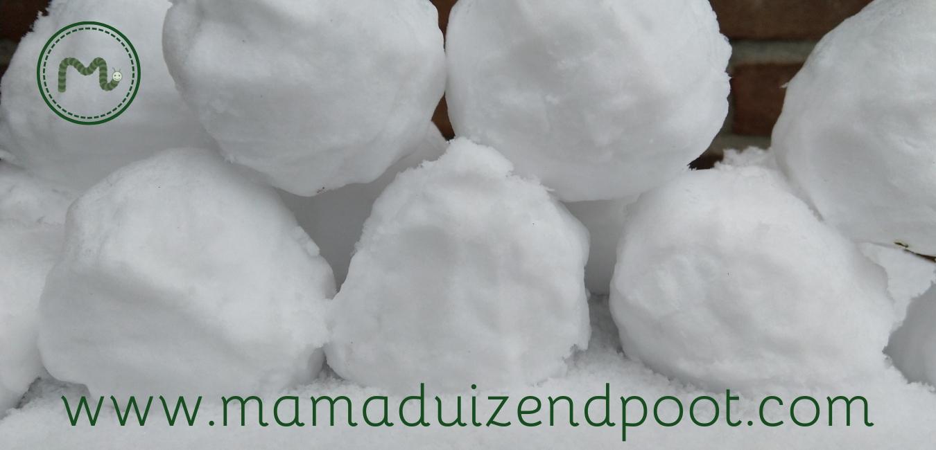 10 activiteiten voor in de sneeuw