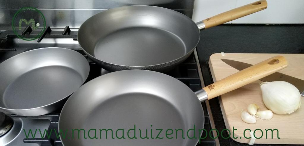 BK Nature koekenpan…een ware keukenhulp
