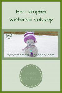 Pinterest - winterse sokpop