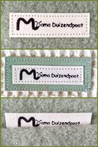 Verschillende labels