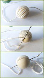 poppetjes van klosjes en spoeltjes (kort haar)