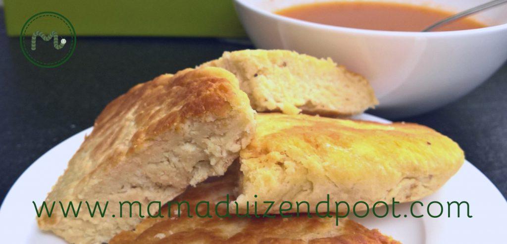 Panbrood: een super snel vers gebakken broodje