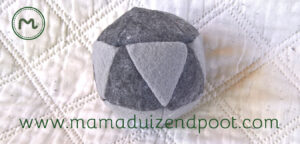 bal van driehoeken (icosaëder )