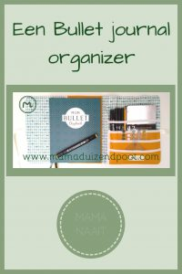 Pinterest - bullet journal organizer