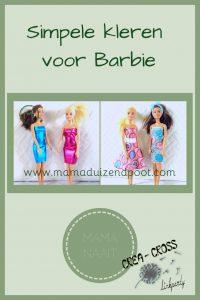 Pinterest - kleren voor Barbie