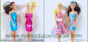kleren voor Barbie