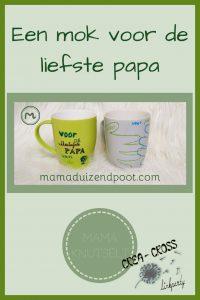 Pinterest - een mok voor de liefste papa
