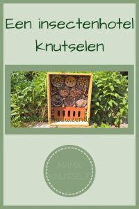 Pinterest - insectenhotel