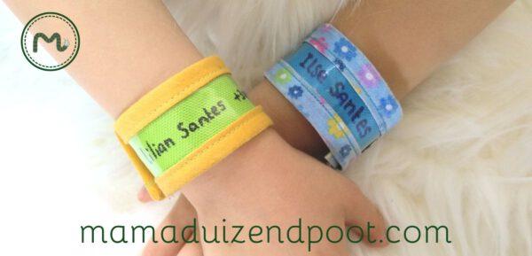 SOS naam armbandjes