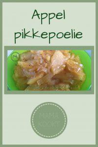 Pinterest - appel pikkepoelie