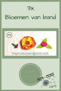 Pinterest - bloemen van band