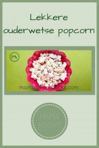 Pinterest - popcorn