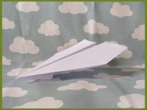 vliegtuigjes vouwen (record)