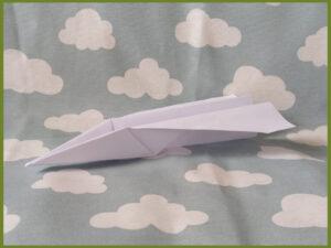 vliegtuigjes vouwen (snel)