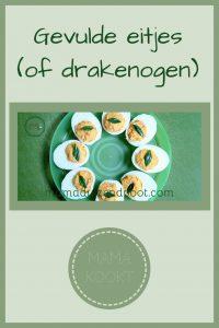 Pinterest - gevulde eitjes (of drakenogen)