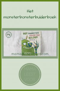 Pinterest - Het monsterbonsterbulderboek