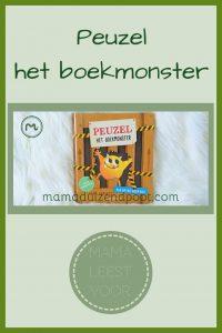 Pinterest - Peuzel het boekmonster