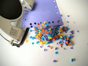 confetti maken