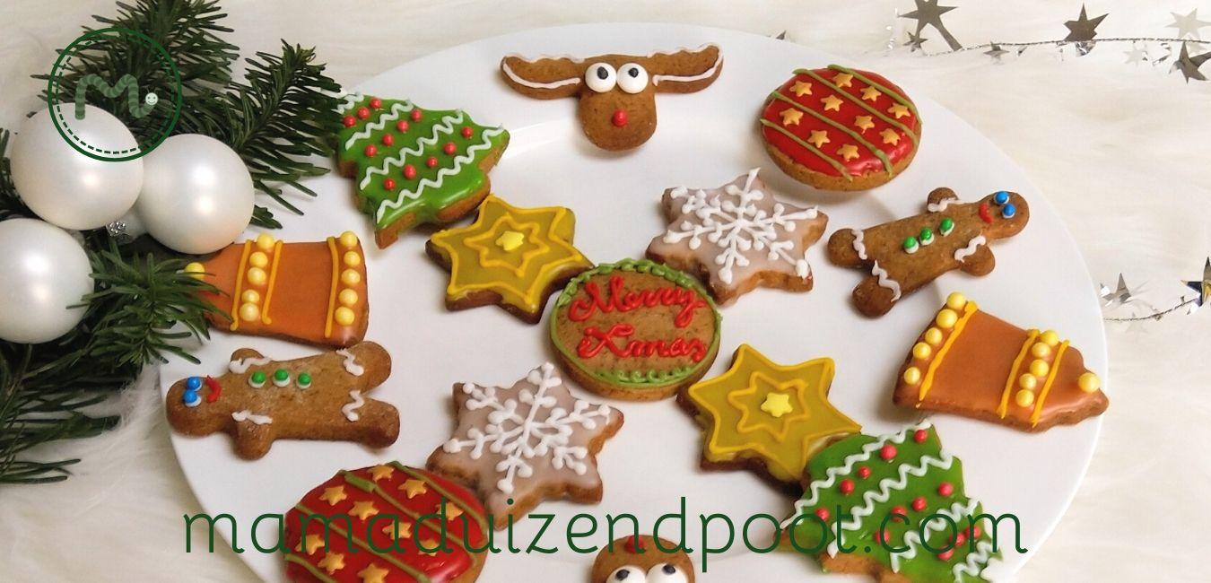 gember koekjes