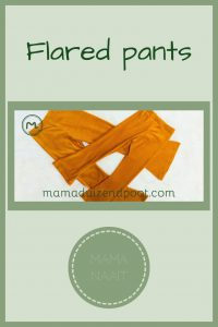 Pinterest - flared pants