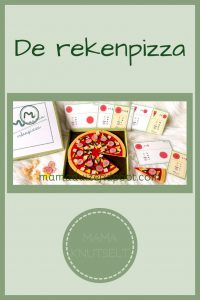 Pinterest - rekenpizza