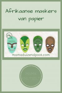 Pinterest - afrikaanse maskers
