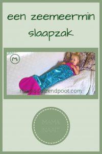 Pinterest - zeemeermin slaapzak