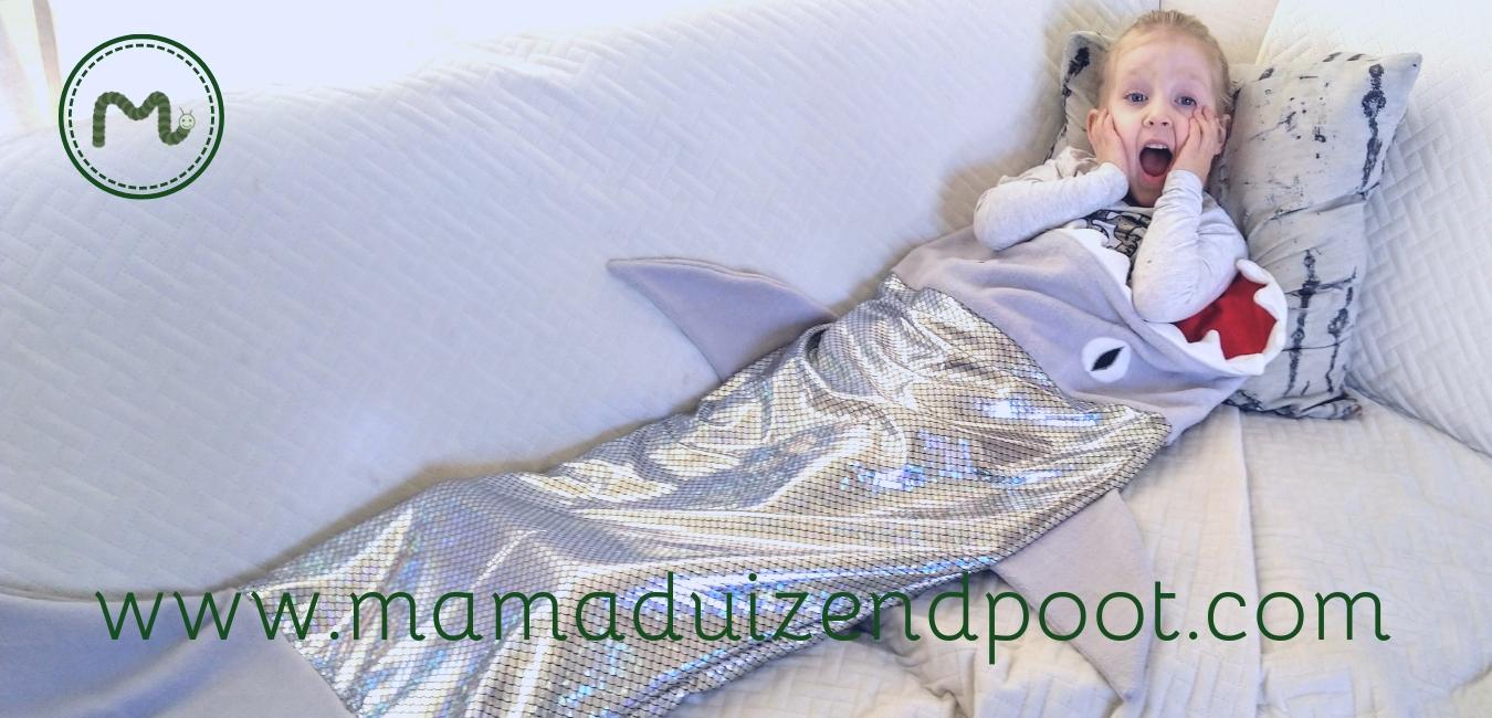 haai slaapzak