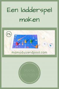 Pinterest - ladderspel maken