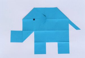 olifant vouwen