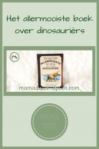 Pinterest - Het allermooiste boek over dinosauriers