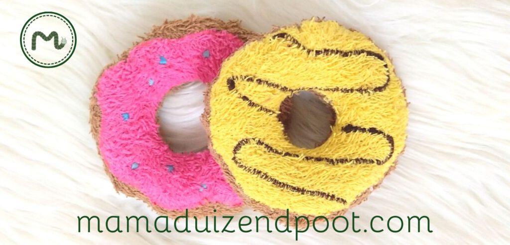Donuts om mee te spelen
