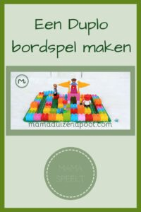 Pinterest - Duplo bordspel maken