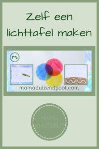 Pinterest - lichttafel