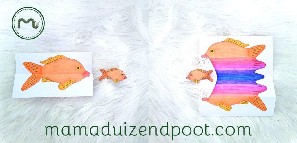 De hapgrage goudvis