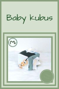 Pinterest - baby kubus