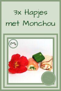 Pinterest - 3x monchou hapjes