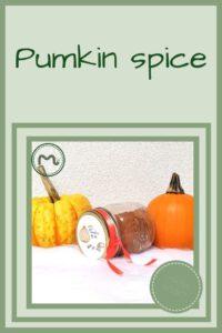 Pinterest - pumpkin spice