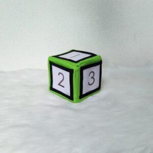 dobbelsteen - cijfers