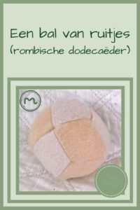 Pinterest - rombische dodecaeder