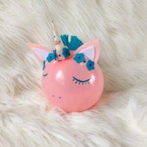 Geld cadeau geven hoeft niet saai te zijn - eenhoorn