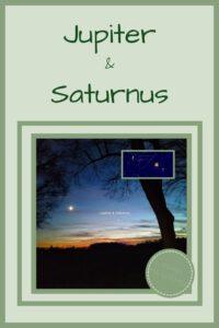 Pinterest - Jupiter en Saturnus