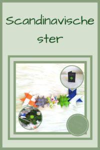 Pinterest - Scandinavische ster