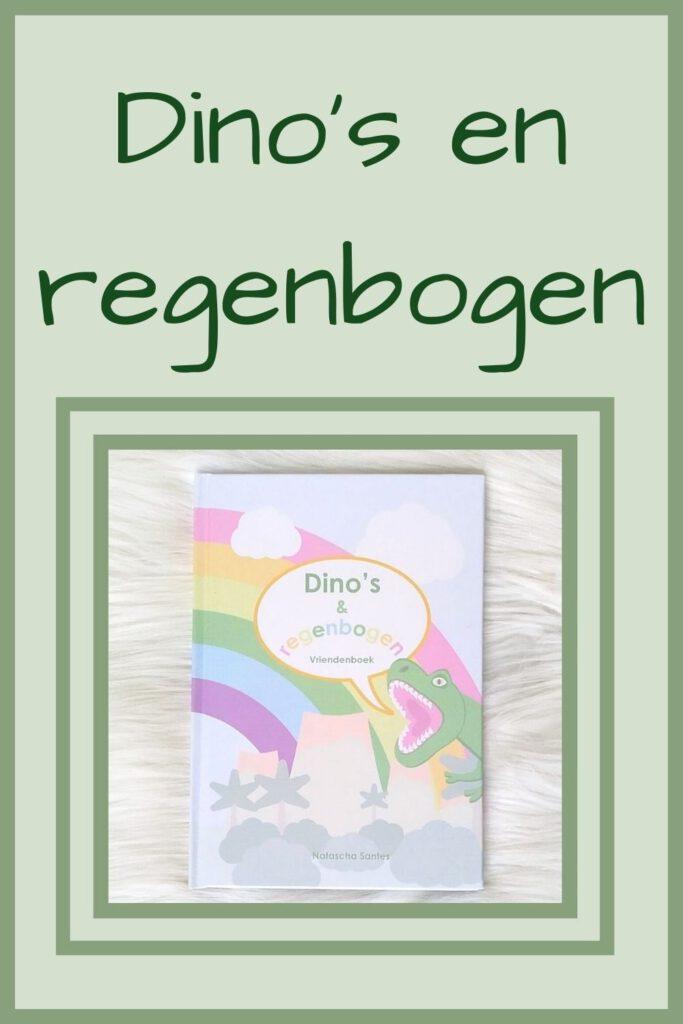 Pinterest - Dino's en regenbogen