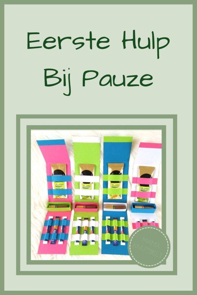 Pinterest - Eerste Hulp Bij Pauze
