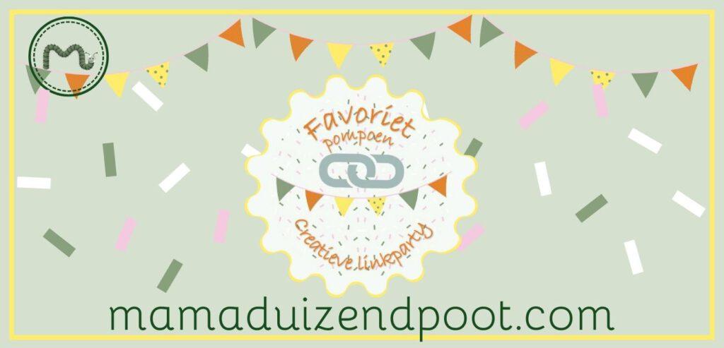 De favorieten van de Creatieve Linkparty: pompoen
